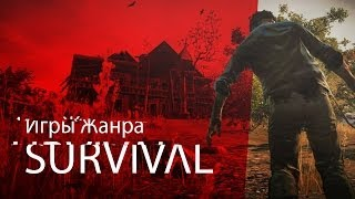 Игры Жанра Survival