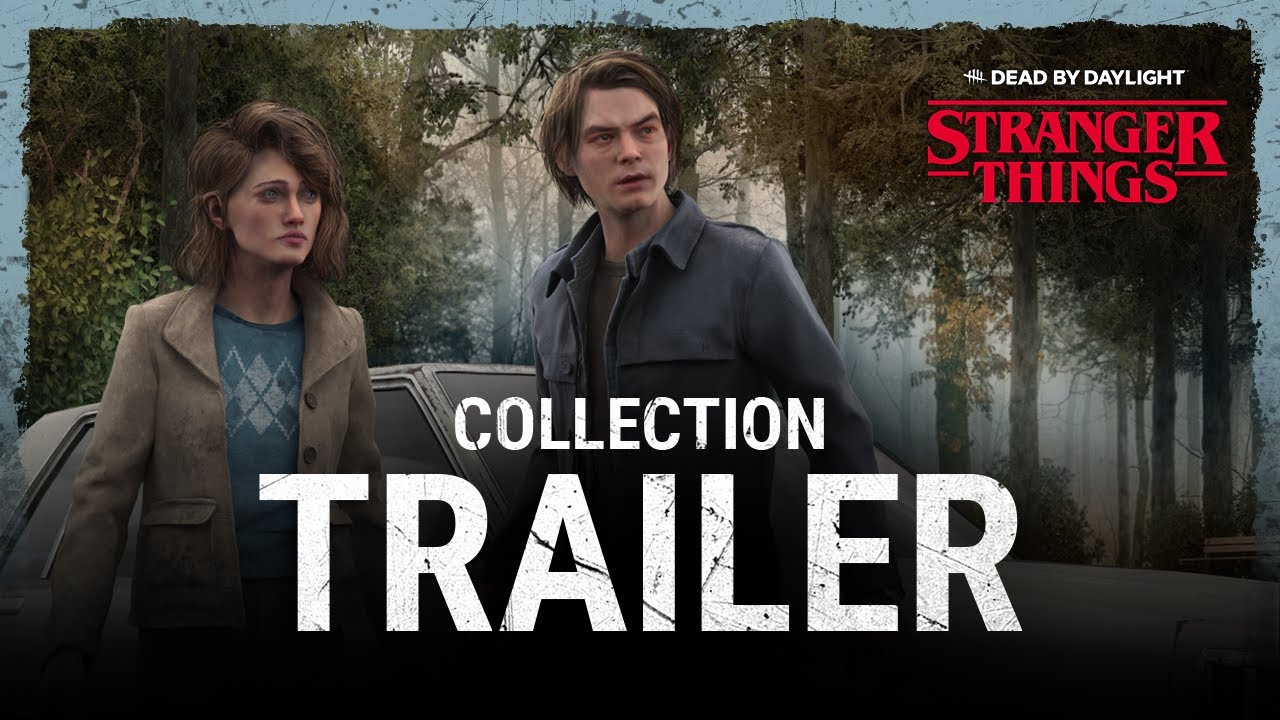 Dead by Daylight | Stranger Things | Moment of Truth Collection Trailer