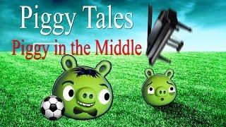 Piggy Tales - Angry Birds - Futebol e porquinho no meio