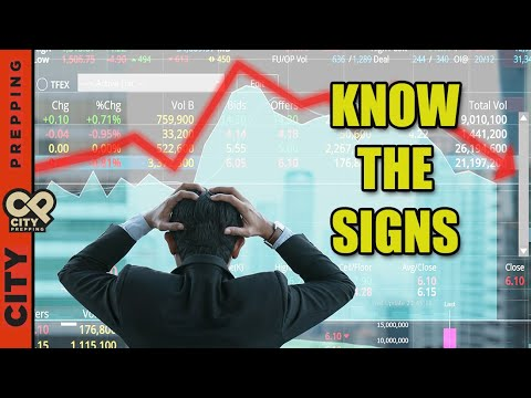 6 warning signs a Great Depression may be imminent - YouTube
