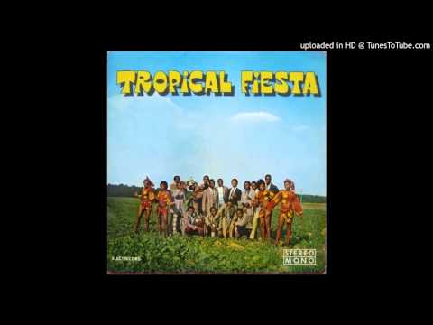 Tropical Fiesta - Cooperation Centrafricano-Roumaine (1972) - Full LP