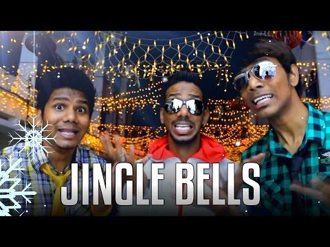 Christmas 2011 | Jingle Bells | Michael Rao | Mc.Dv | Alex Rao