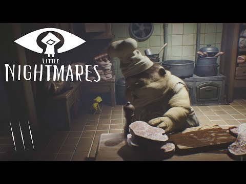 Flik plays Little Nightmares | Part 3 | The Chef