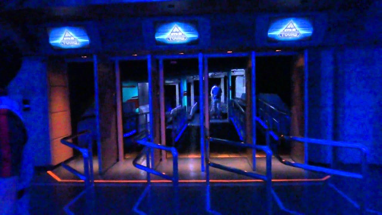 Star Tours The Adventure Continues Tokyo Disneyland Speeder Check