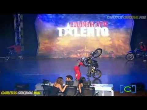 Colombia Tiene Talento The Stars Stunt Acrobacia 2 Gran Gala