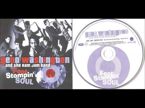 Geno Washington & The Ram Jam - Foot Stompin' Soul (LIVE)