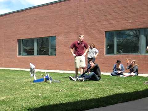 Angevine Middle School: Plastic Bottle Rockets: Rocket 2