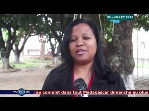 JOURNAL DU 25 JUILLET 2016 BY TV PLUS MADAGASCAR