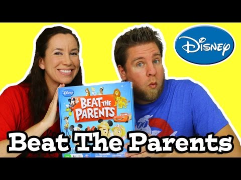 Beat The Parents Disney Game Review And Gameplay