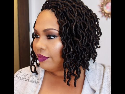Crochet Sister Locs 11 Short Bob Superline Collection Youtube