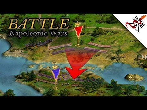 Cossacks 2: Napoleonic Wars - ASPERN ESSLING | Battle  [1080p/HD] |