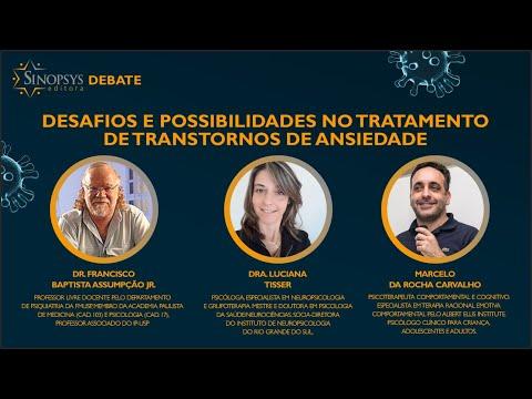 Desafios e possibilidades no tratamento de Transtornos de Ansiedade | Sinopsys Debate #3