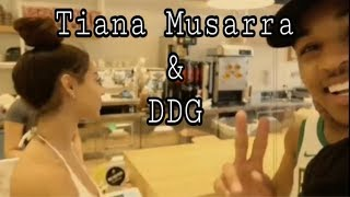 Tiana Musarra DELETED VIDEO with DDG | Full video 2019