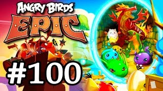 Angry Birds Epic #100 Геймплей Прохождение  Gameplay Walkthrough Part 100