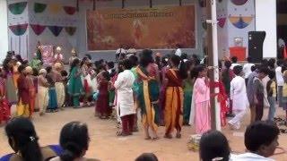 Balagokulam Bharat | Hyderabad | Miyapur Zone (2015) | Gita (Chapter-2) and Hanuman Chalisa