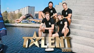 TALENT SUOMI BEHIND THE SCENES