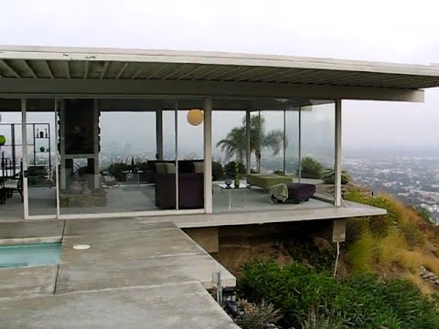 Case Study House 22  Stahl House  YouTube