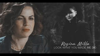 Download Regina Mills - Look What You Made Me Do [+7x01]