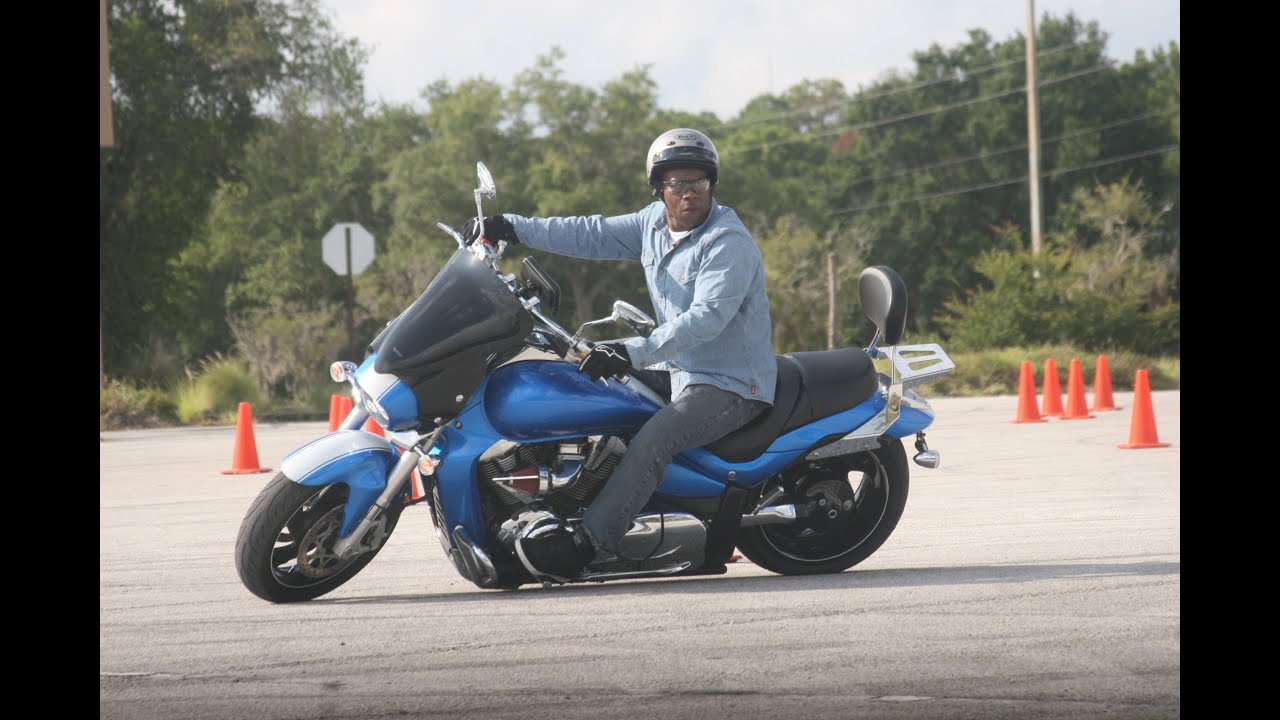 All types of motorcycles are welcome at our Ride Like a Pro classes!