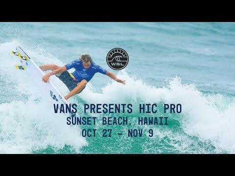 Vans Presents the HIC Pro | Day 7
