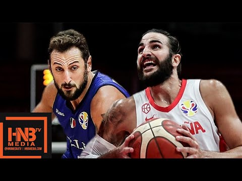 Italy vs Spain - Full Game Highlights | FIBA World Cup 2019