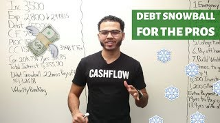 Debt Snowball For The Pros