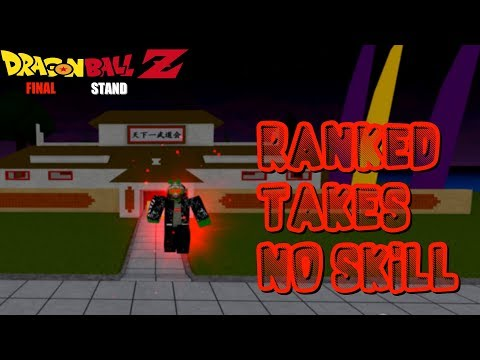 Download Ranked Takes No Skill Lol Dragon Ball Z Final Stand