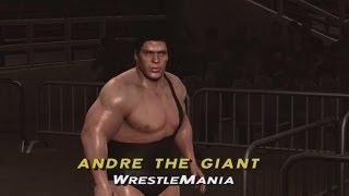 WWE Legends of WrestleMania - Part 14 Wrestlemania Tour Mode REDEFINE