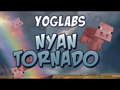 Minecraft Mods - Nyan Tornado - YogLabs