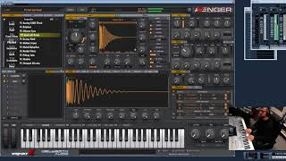 Vengeance Producer Suite - Avenger - new features 126 update COMB FILTER