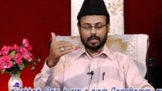 MaaNabi (Sal) avargal thantha Unmai Islam Ep:22 Part-3 (20/12/2009)
