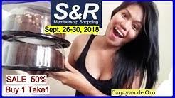Crazy S&R SALE 2018 Cagayan de Oro Buy1Take1 Watch till the End -  Helmz Jordan
