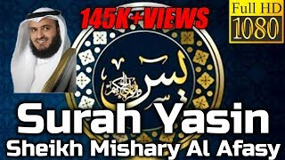 Gambar cover Surah Yasin Full سورة يس: Sheikh Mishary Al Afasy مشاري العفاسي - English Translation
