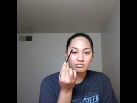 Makeup Transformation  (Maisey Rika)
