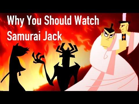 Why You Should Watch Samurai Jack