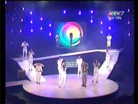 dong nhi and ngo kien huy 2010 | 2011 | va bagio | noo phuoc thinh | live | new | moi
