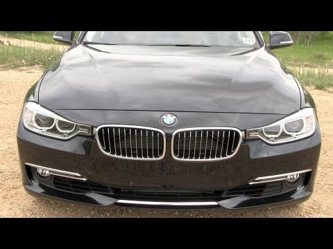 2012 BMW 335i Review: The Ultimate Father's Day Machine