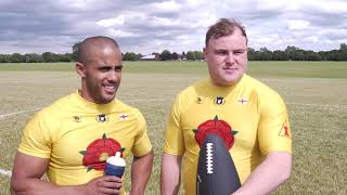 TRIBALL® - ENGLAND INTERVIEW LANCASHIRE COUNTY