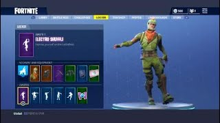 Fortnite Skin Collection !!!