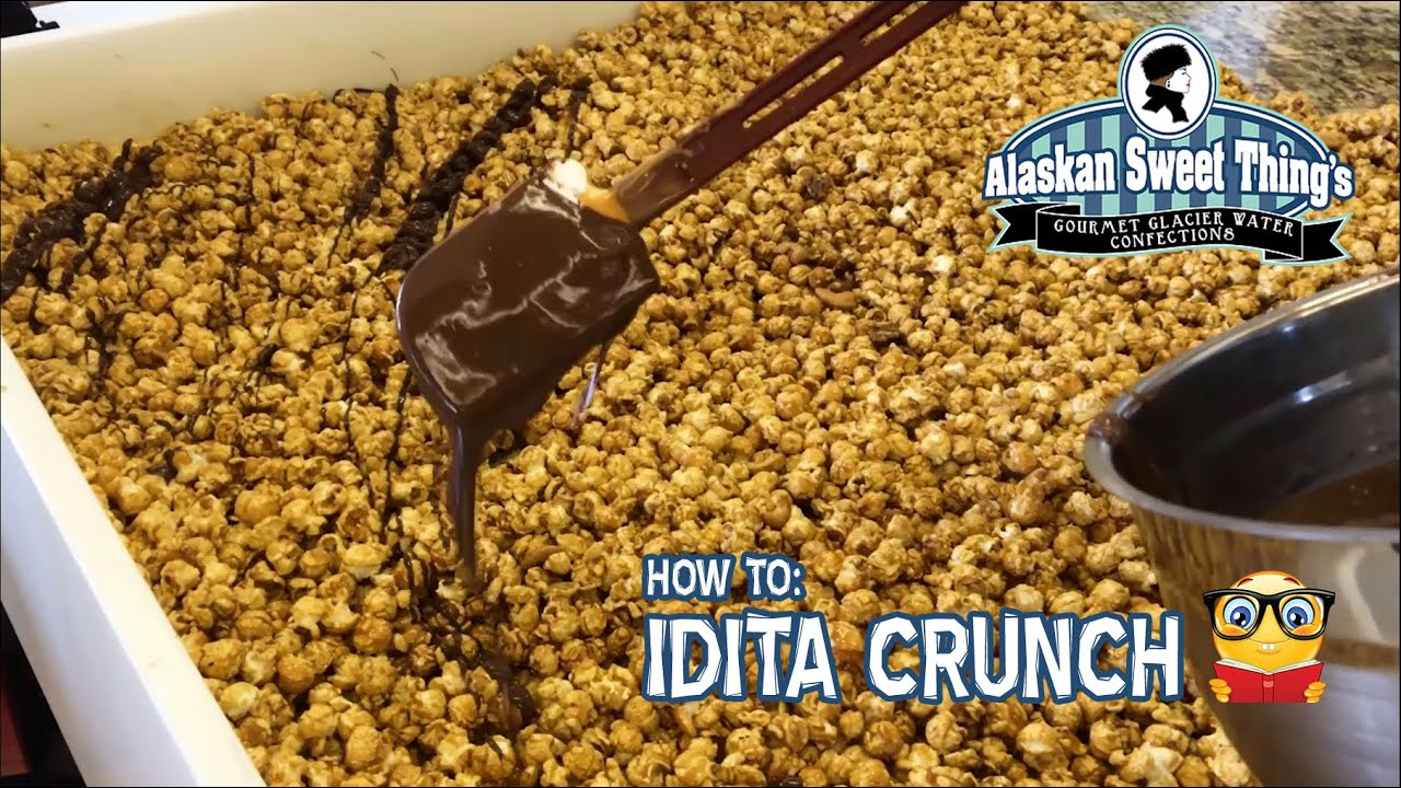 How to: Idita Crunch from Alaskan Sweet Things