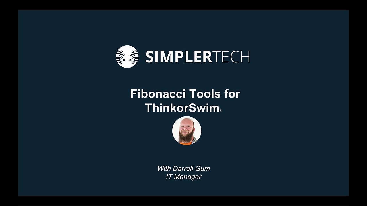 How to Use Fibonacci Tools in Thinkorswim
