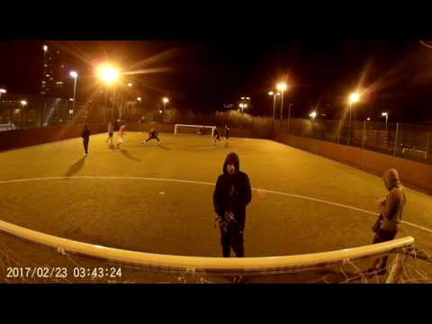5 a side Mile end leisure centre 23/02 pre-season