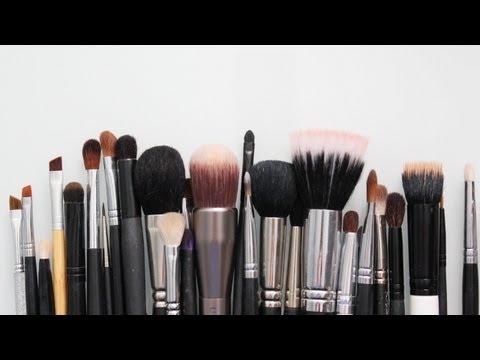3 manieren om make-upkwasten te reinigen