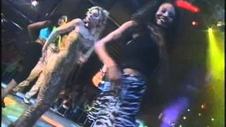 Passion Fruit - The Rigga-Ding-Dong-Song (Live on Chart Attack, Germany, 1999)