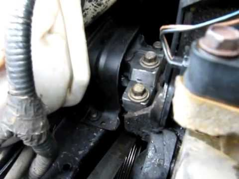 2000 Chevy Cavalier Engine Diagram Stratus 2 4 With Urethane Filled Motor Mounts Youtube