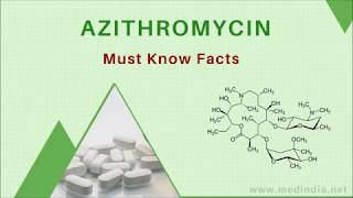 Azithromycin: Antibacterial Drug for Pneumonia, Typhoid and Other Bacterial Infections