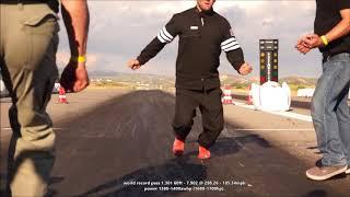 World Record Evo 7 8 9   !! must watch amazing video !!