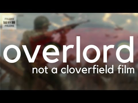 Overlord: Footage Shown  And NOT A Cloverfield Movie! (Quick Update)
