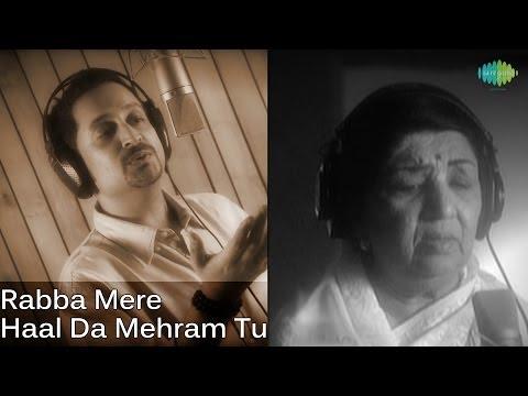Rabba Mere Haal Da Mehram Tu   Lata Mangeshkar Feat Baiju Mangeshkar   Sufi Music