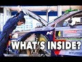 Inside look at a 2017 World Rally Car with a Hyundai Motorsports Engineer